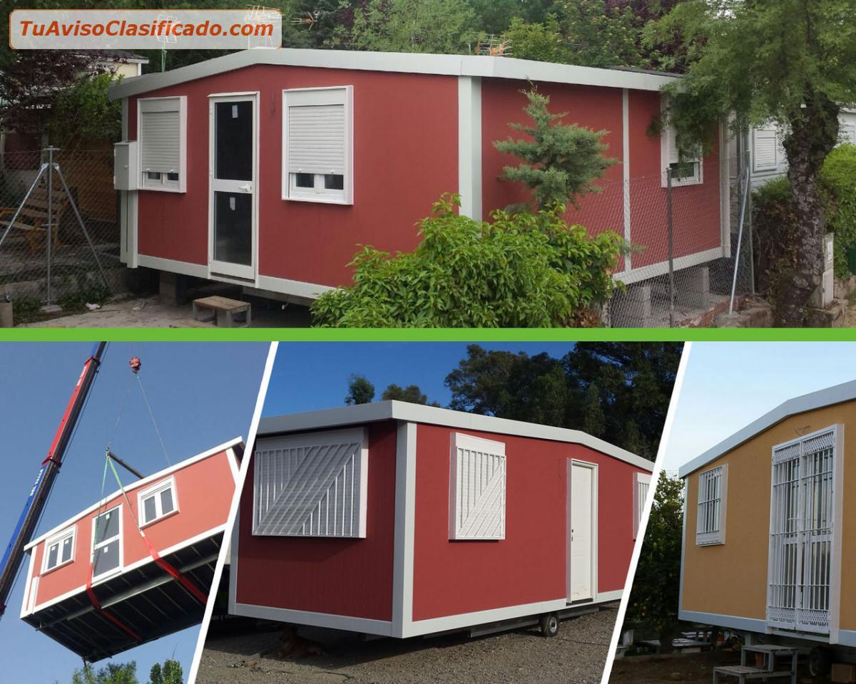 Casas prefabricadas m viles mi casa movil inmuebles y - Construcciones casas prefabricadas ...