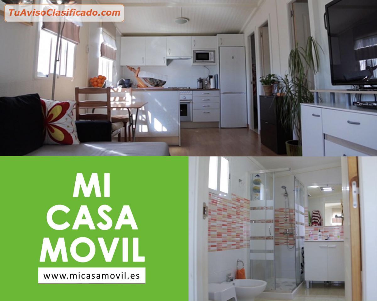 Casas prefabricadas m viles mi casa movil inmuebles y - Mi casa catalogo ...