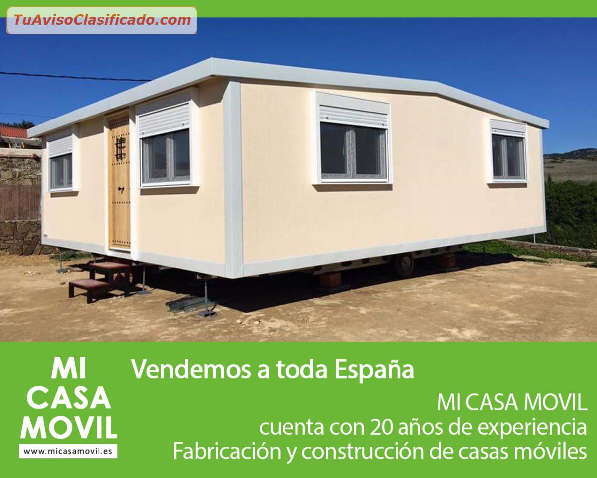 Casas prefabricadas m viles mi casa movil inmuebles y - Casas moviles baratas ...