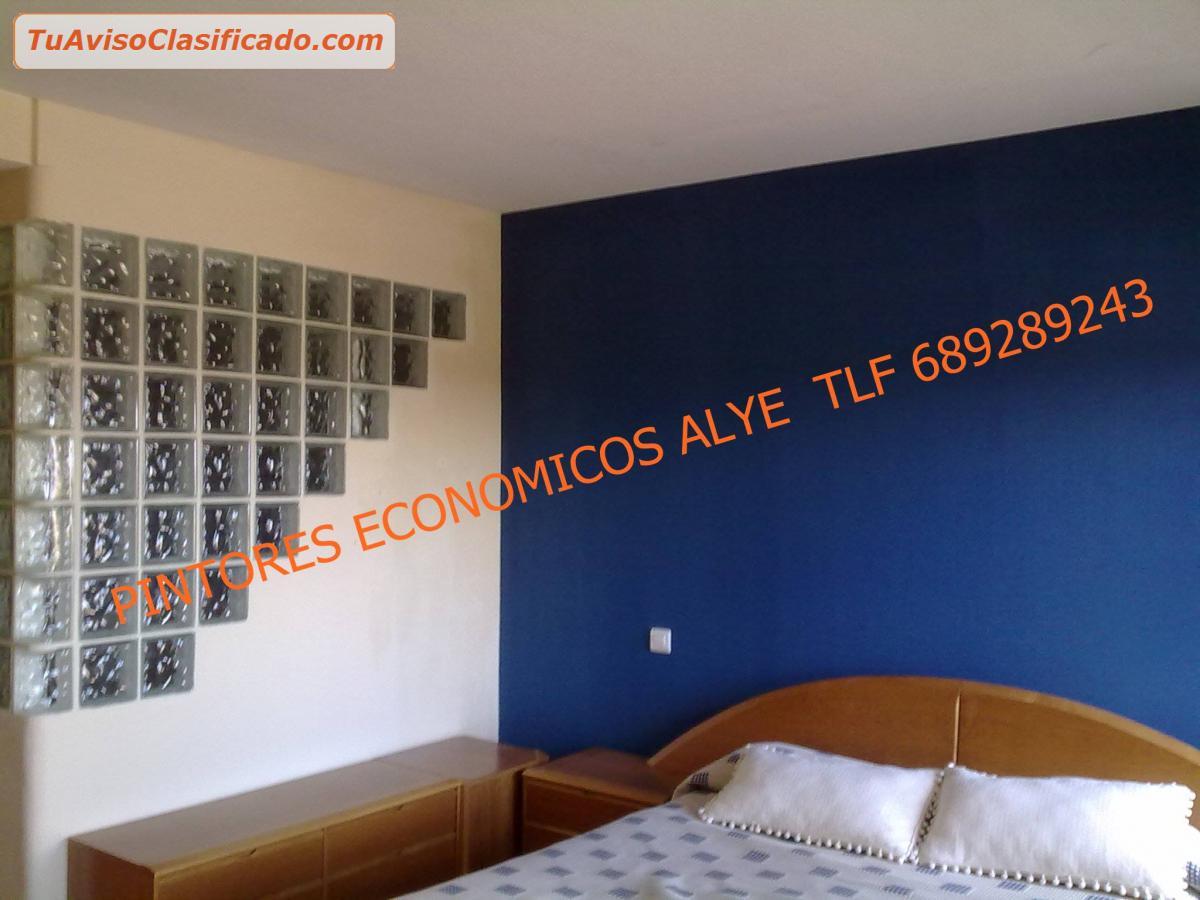 Pintores economicos en mostoles 689 289 243 alye for Pisos baratos en mostoles