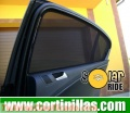 Parasoles pantallas cortinillas solares a medida para coches