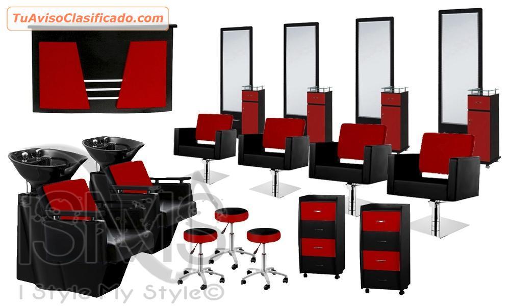 Muebles para peluqueria y estetica art culos de oficina for Muebles de peluqueria