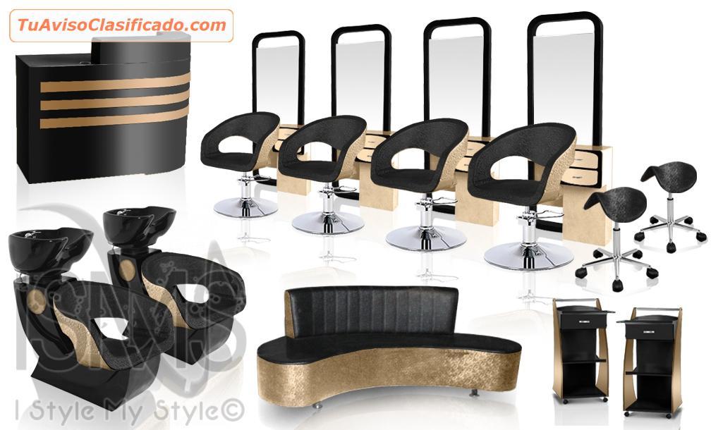 Muebles para peluqueria y estetica art culos de oficina for Muebles de peluqueria segunda mano