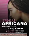 TRENZAS AFRICANAS HECHAS POR EXPERTOS
