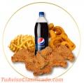 Pollos a la Parrilla Pollo Frito Hamburguesas