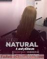 Extensiones de cabellos hermosas y originales