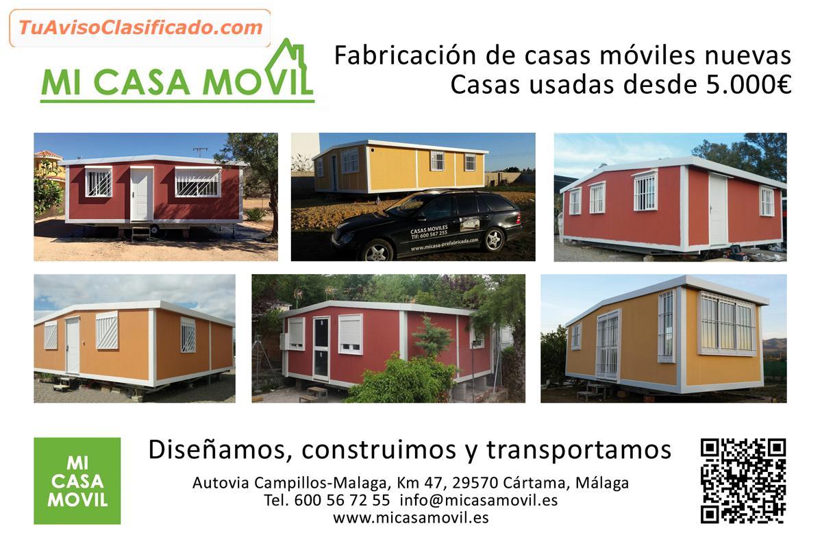 Casas prefabricadas m viles mi casa movil inmuebles y - Catalogo casas prefabricadas ...