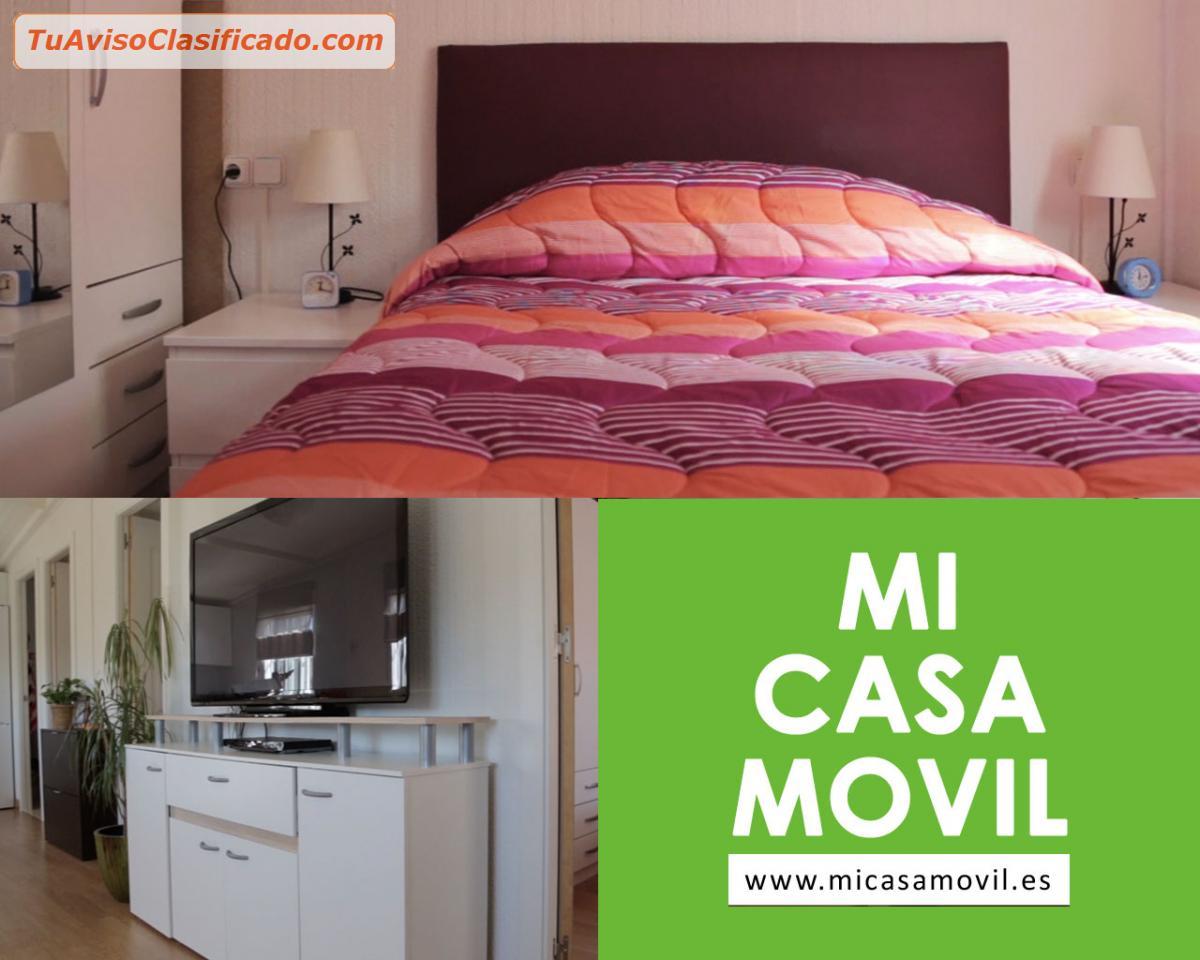 Casas prefabricadas m viles mi casa movil inmuebles y propiedade - Casas moviles en malaga ...