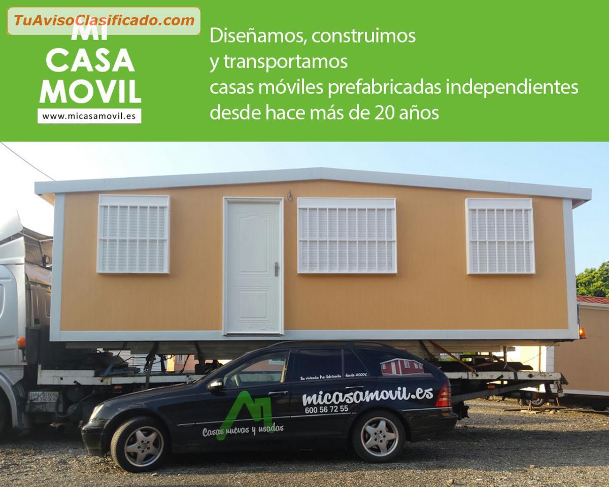 Mi casa movil casas y modulos inmuebles y - Casas de modulos ...