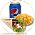 Especialidades en comida gourmet