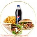 Lo mejor en comida turca a domicilio