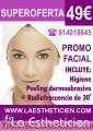 Ratamientos de estética facial y corporal