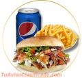 Disfruta del inigualable sabor  de kebab pak