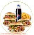 Kebab pak , entregas a domicilio guadalajara