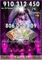 Tarot por visa  5€ 15 min.7€ 20 min.9€30-910312450 / 806002109