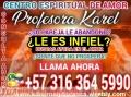 TRABAJOS CON PODER EFECTIVIDAD INMEDIATA profesora psiquica mentalista KAREL VIDENTE MAGIA