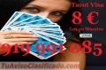 Tarot 806 Barato/Tarot Visa/8 € los 30 Min