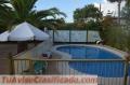 Ocasion chalet con parking y amueblada y piscina