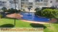 Ocasion vivienda con vistas al mar y piscina y amueblada y garaje