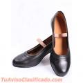 Moda flamenca calzados y complementos