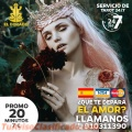 TAROT DEL AMOR DEJALO EN MANOS DE EXPERTAS EN LA MATERIA, LLAMANOS 910311390