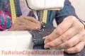 Se solicitan costurer@s/modist@s para realizar todo tipo de trabajos de costura